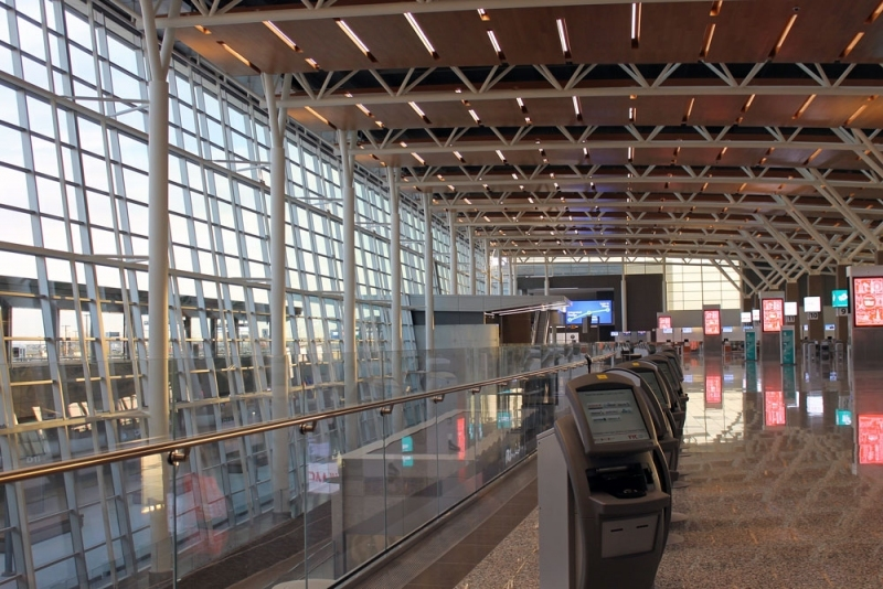 YYC International Terminal