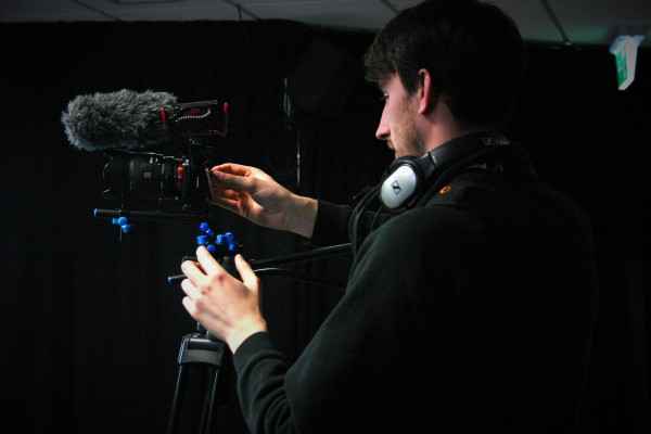 PROMO FILMING