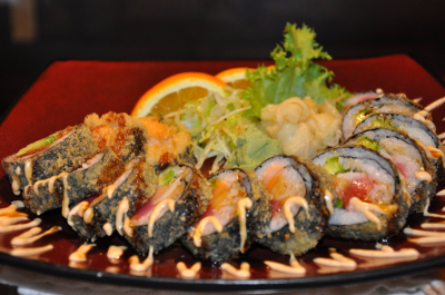 Tempura Roll- Rice Less Roll