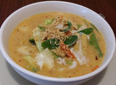 Thai Favorites & Curry