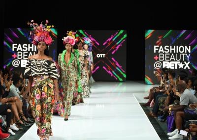 BETx fashion show 2017-OTT came to serve...