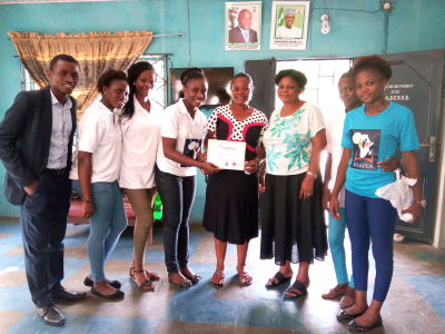 Aunty Ayo Girls School Lagos Nigeria