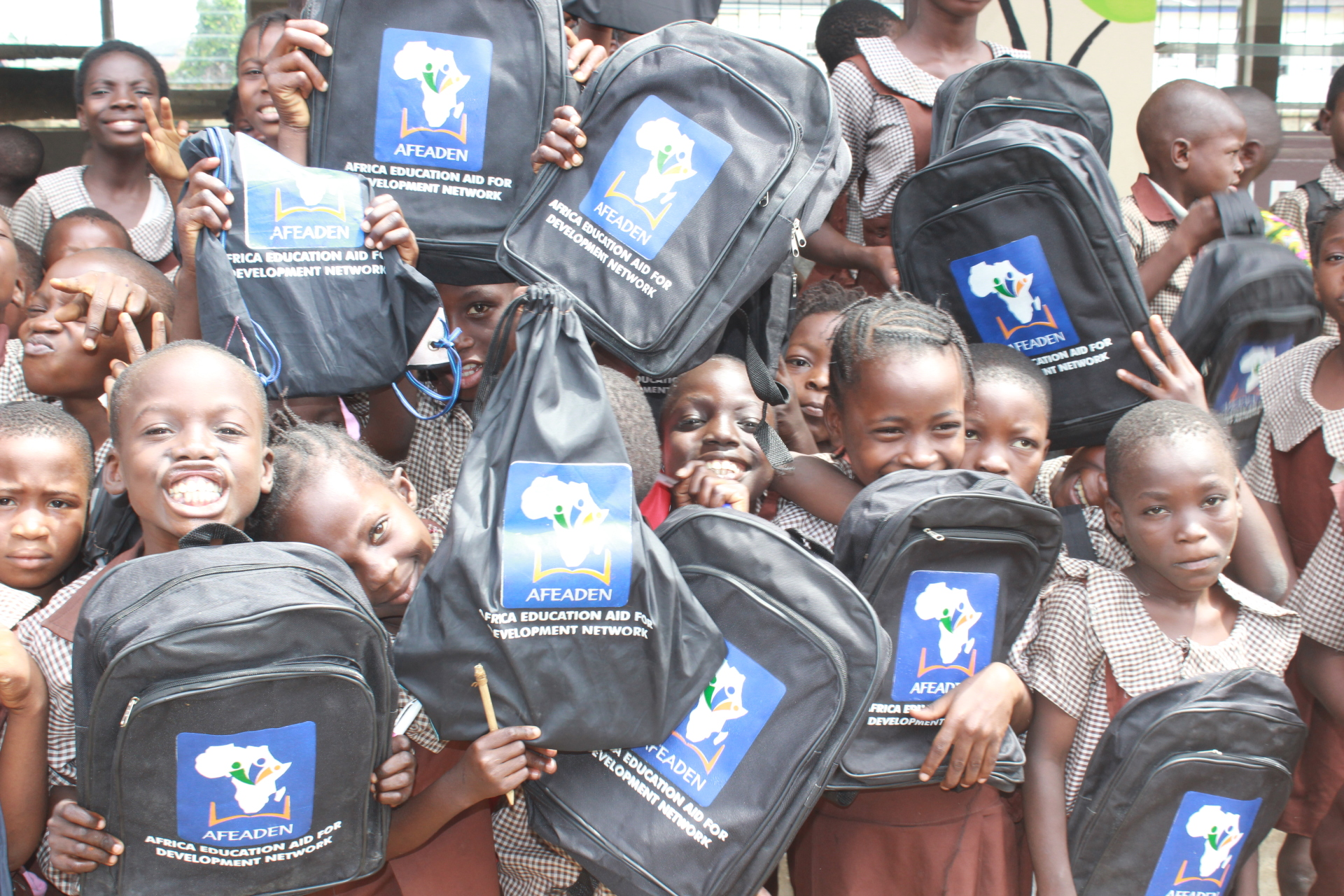 Bags and books for every class
