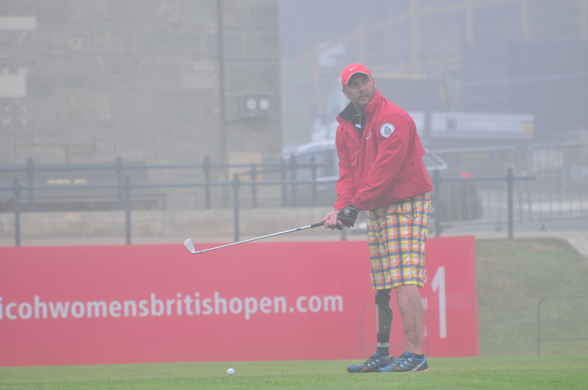 Veteran Golf