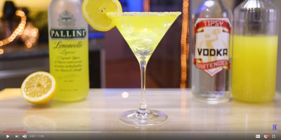 The Perfect Drink For A Summer Event!