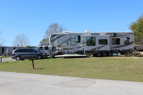 Getting Set up!  Gadgets that help you get your RV set up
