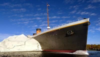Titanic Museum, Pigeon Forge TN