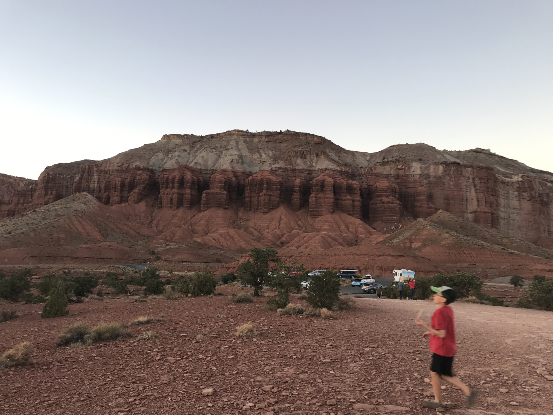Roadschool Fieldtrip to Capitol Reef National Park
