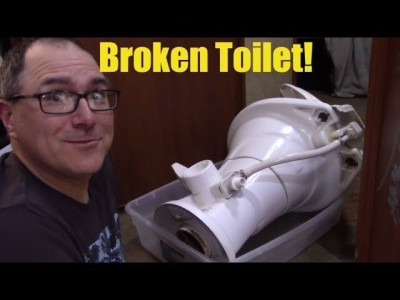 The tale of the leaky toilet