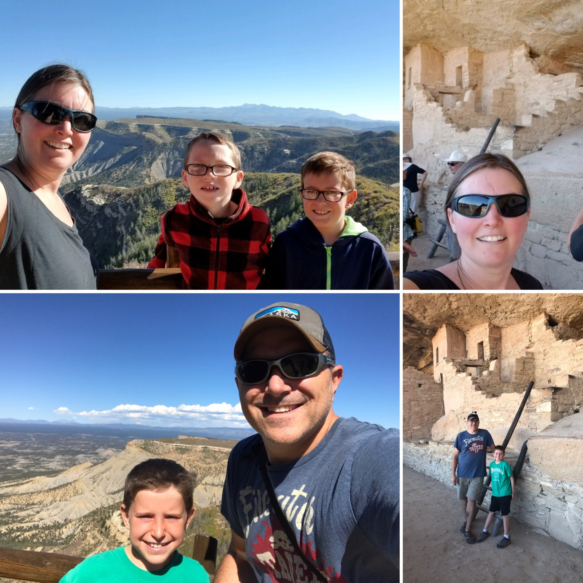 RoadSchool Fieldtrip to Mesa Verde National Park
