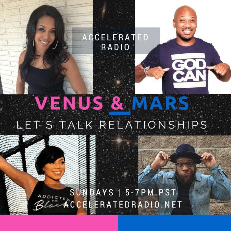 Venus & Mars Podcast