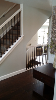 Remodeled Stair Style
