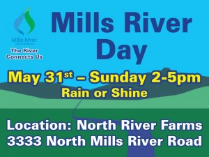 Mills River Day 2015