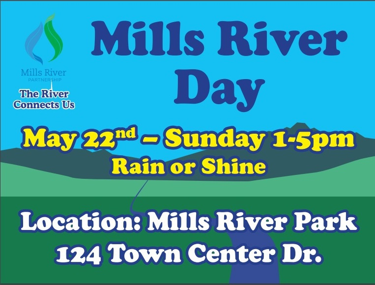 Third Annual Mills River Day