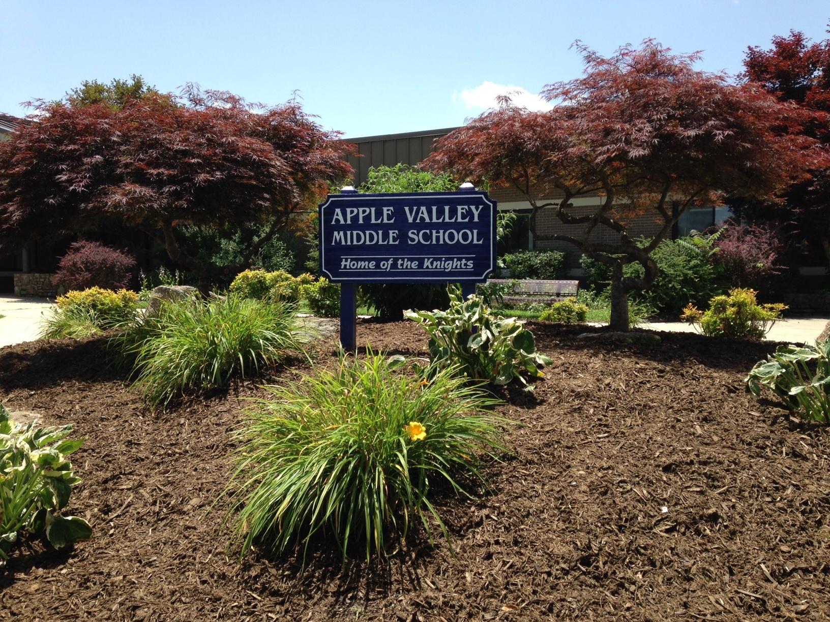 Kid in the Creek - Apple Valley Middle School