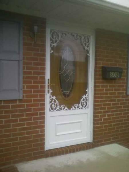 Custom Storm Doors