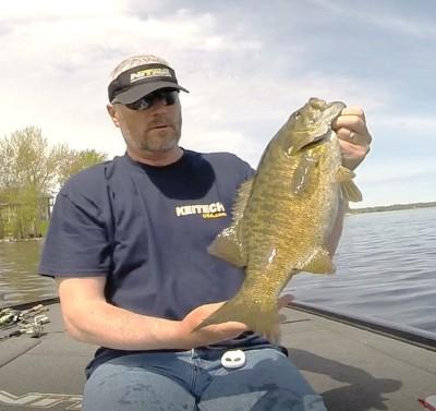 Dropshot Fishing Oneida Lake Smallies