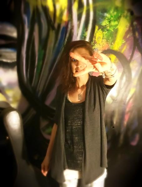 pyrography artist, Penny B | Teq Tantrum