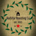 Redstar Roasting Co Logo