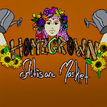 Homegrown Artisan Market Logo