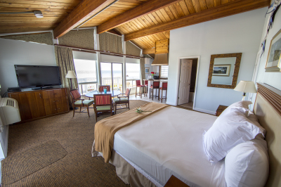 Direct Oceanfront Suite with King Bed