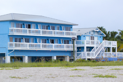 Direct Oceanfront Balconys