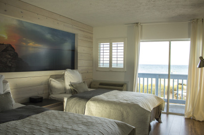 Oceanfront Accommodations