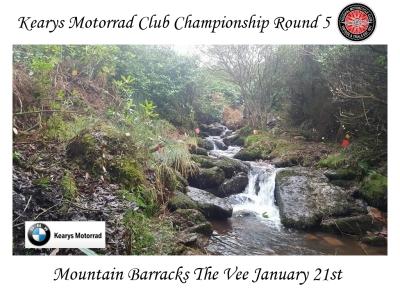 Round 5 Of the Kearys Motorrad Club Championship