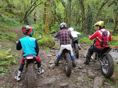 Keary's Motorrad Club Trial