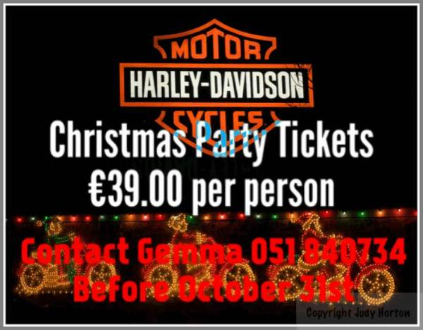 Time to Book for the Christmas Party