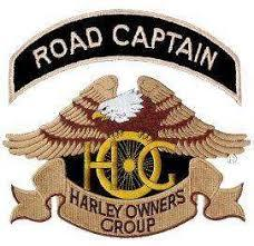 HOG Road Captains Training