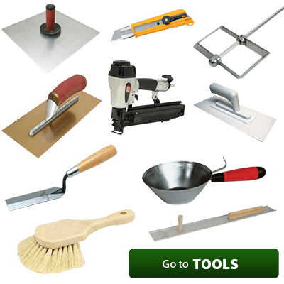 Stucco Tools