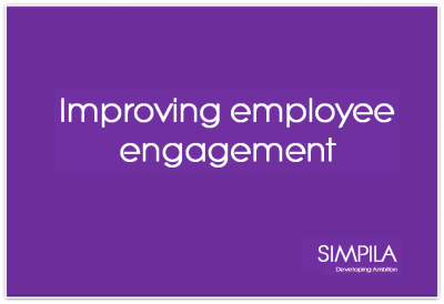 Improving employee engagement
