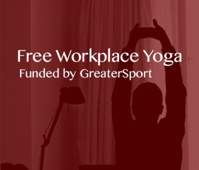 Funded Yoga for the Workplace