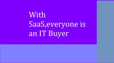 Customer-Driven SaaS Model.