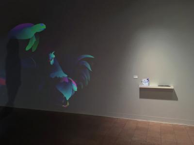 The Light in Darkness | Installation 装 置 艺 术