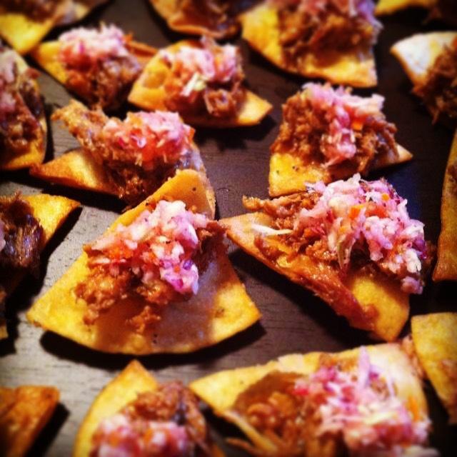 BBQ Pita Chips