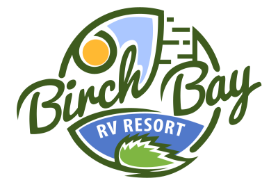 Birch Bay RV Resort Logo