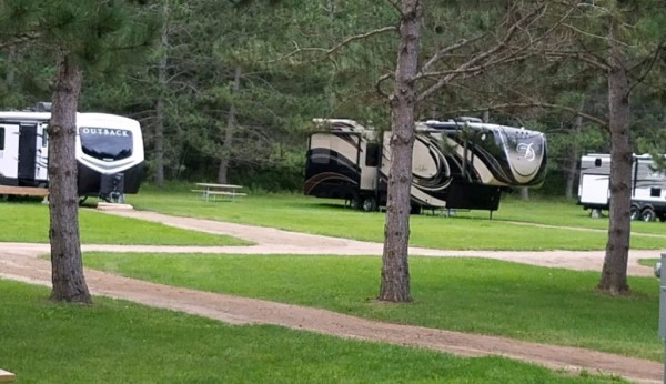 Seasonal RV Sites