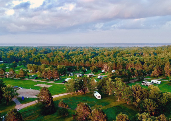 RV Park Brainerd MN