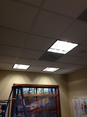 Commercial U-Lamp LED Conversion