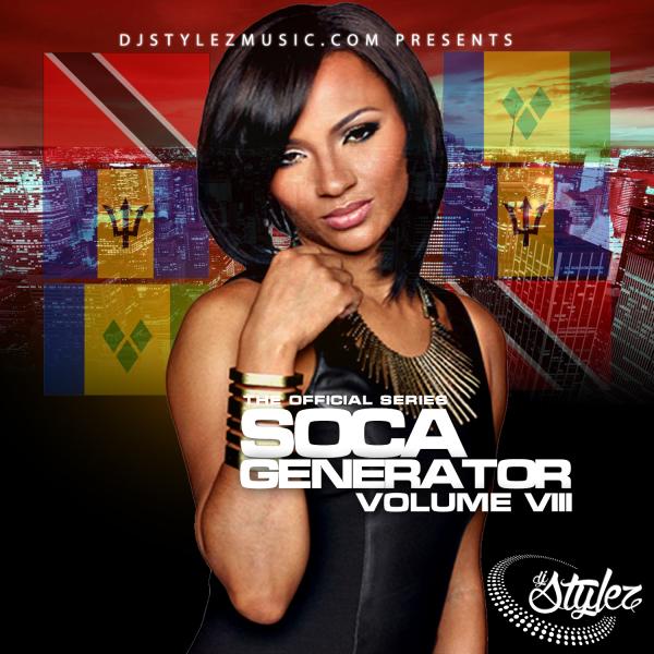 SOCA GENERATOR VOLUME. 8