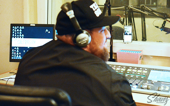Back For Round 2 on 89.5FM Feat. King Bubba FM