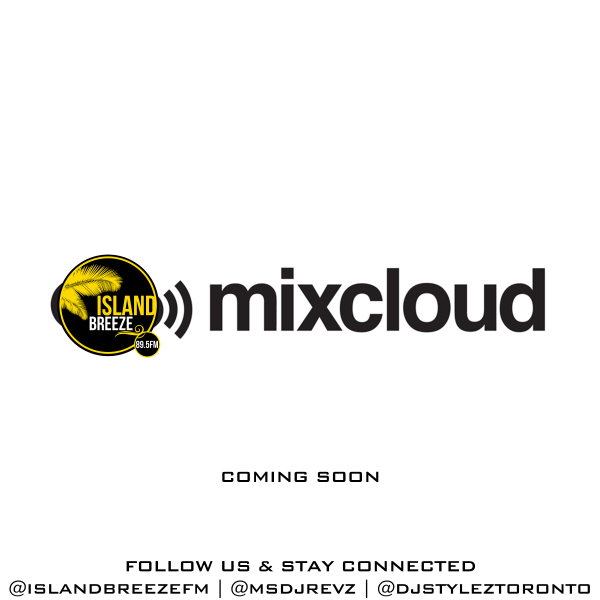 COMING SOON [MIXCLOUD]