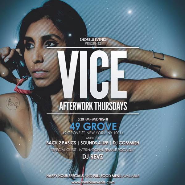 VICE AfterWork Thursdays