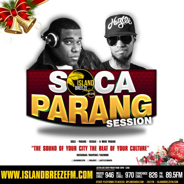 Soca Parang W/ Special Guest
