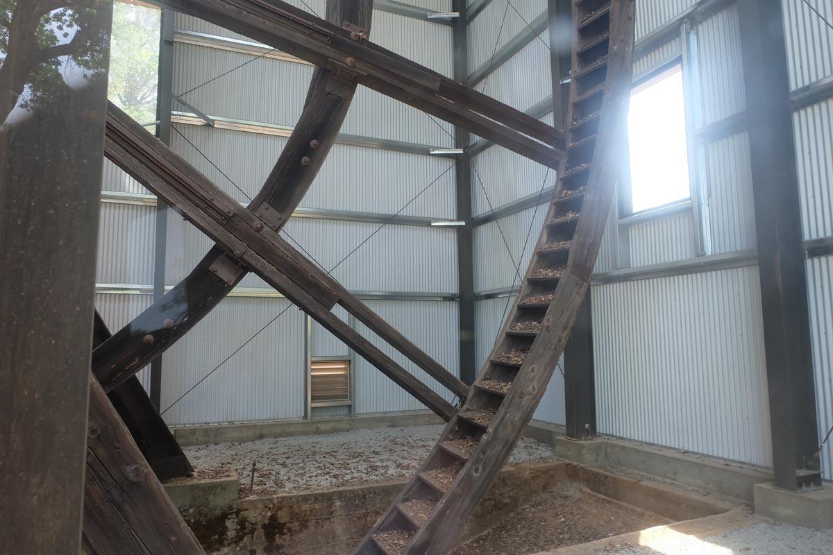 Kennedy Mine Tailing Wheel #4