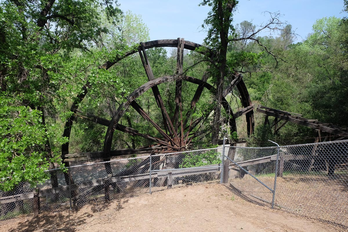 Kennedy Mine Tailing Wheel #2