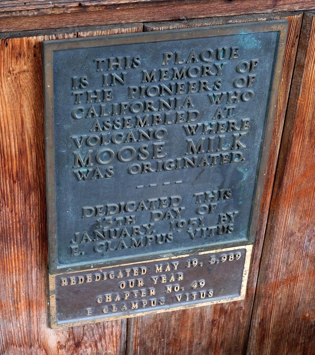 More Valcano History
