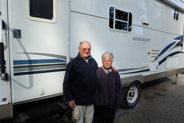 Jim and Lorene Riter